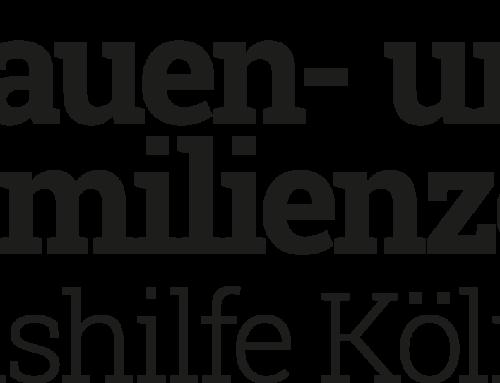 Birgit Körbel: 25 Jahre Aidshilfe Köln – 25 Jahre Frauen- und Familienzentrum