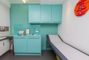 Checkpoint Behandlungszimmer