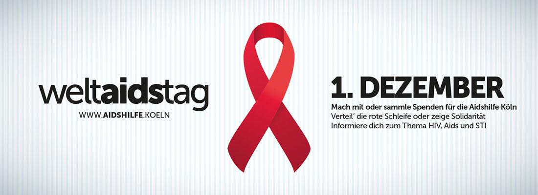 HIV-Zahlen für Köln: 145 HIV-Neudiagnosen