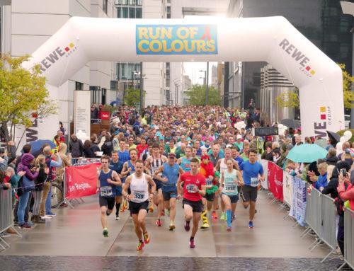 Anmeldefrist für Run of Colours endet am Sonntag