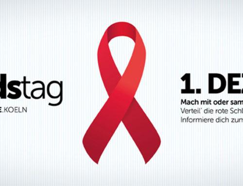 Aktionswoche zum Welt-Aids-Tag