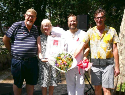 30 Jahre im Einsatz für die Aidshilfe Köln – Aidshilfe Köln ehrt Elfi Scho-Antwerpes