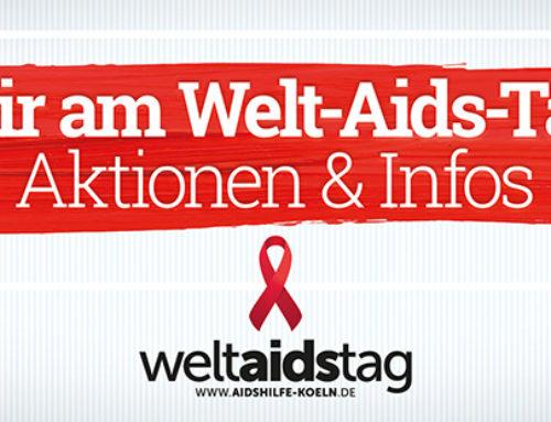 Veranstaltungsübersicht Welt-Aids-Tag 2019