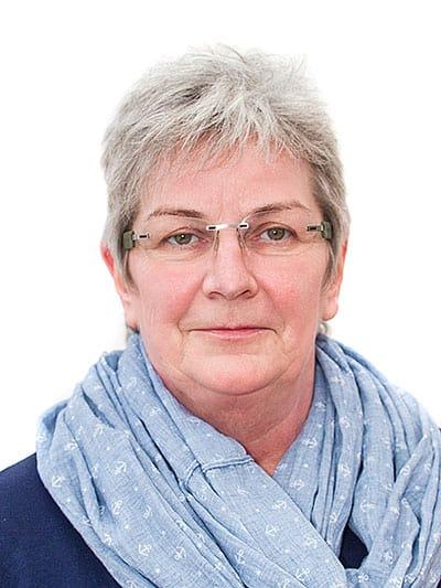 Regina Wallau Baumman Portrait