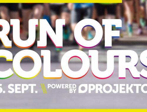 Wir sind ausgebucht – Run of Colours schließt Anmeldung